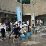 赤坂打ち水photo1